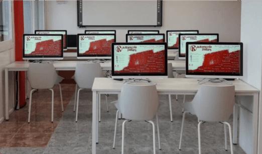 Clases online en Autoescuela Pallars