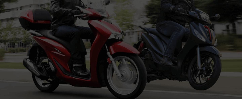 Carnet de moto fins a 125cc