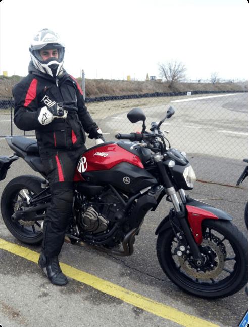 Moto curs A